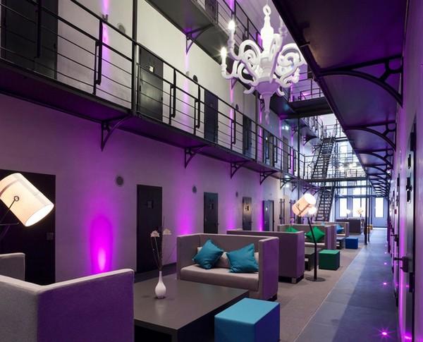 Het Arresthuis – тематический отель в бывшей тюрьме