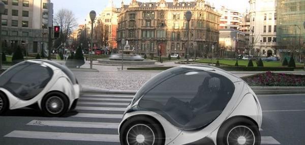Hiriko Citycar EV – автомобиль, который умеет архивироваться