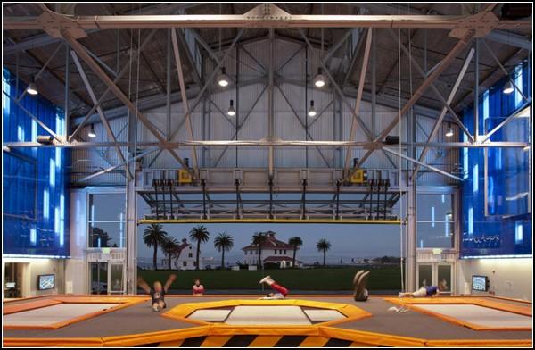 House of Air – из авиаангара в спортцентр