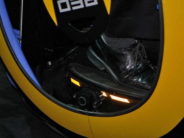 Hyundai E4U – персональное яйцо на колесиках