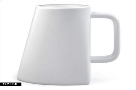 То ли чашка, а то ли утюг от Студии Артемия Лебедева