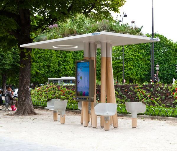 Escale Numerique — новое слово в городской инфраструктуре