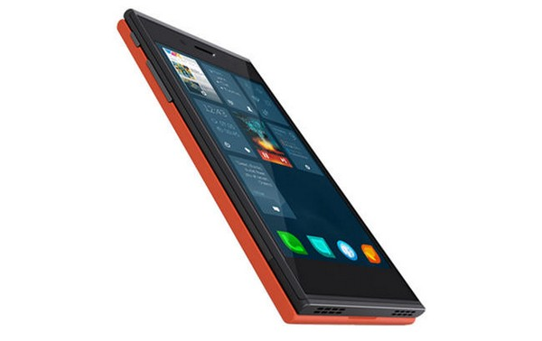 Jolla – первый мобильный телефон под управлением Sailfish OS