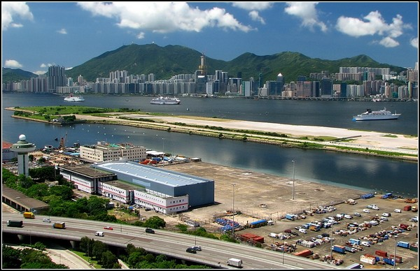 Водные ворота Гонконга от Нормана Фостера (Norman Foster)