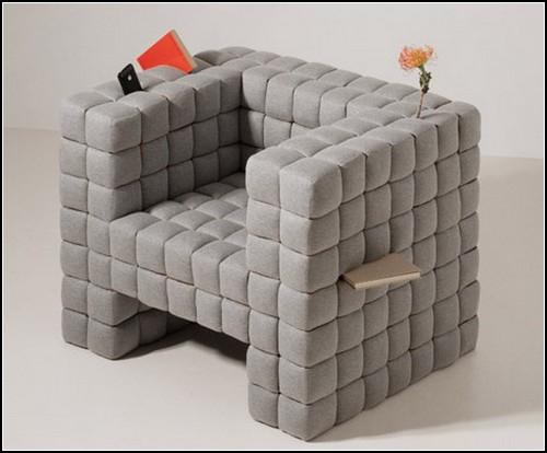 Кресло для увлеченных людей