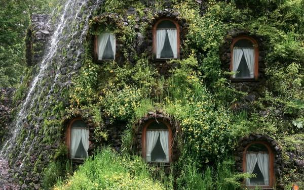 Magic Mountain Lodge – отель из Средиземья