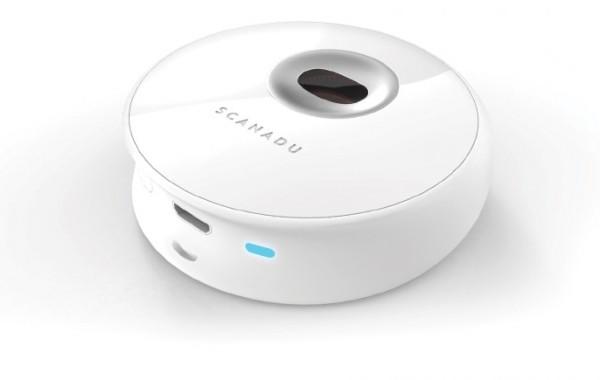 Scanadu – реальный медицинский прибор из «Звездного Пути»