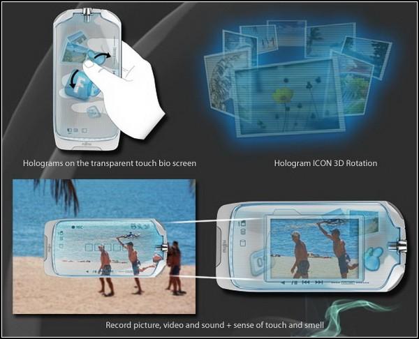 Цифровое послание в бутылке Memory bottle
