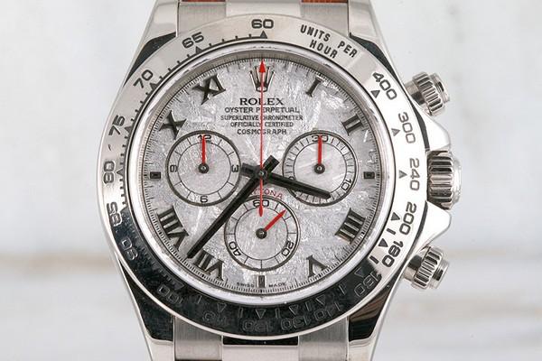 Метеоритные часы от Rolex