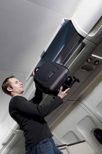 Micro Luggage Scooter – самокат для тех, кто много путешествует
