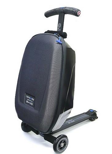 Чемоданы с самокатом рюкзаки для ноутбуков covertec