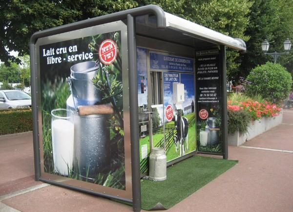 Milk Dispenses – автомат по продаже свежего молока