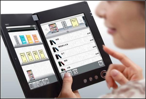 Разрешение экрана планшета