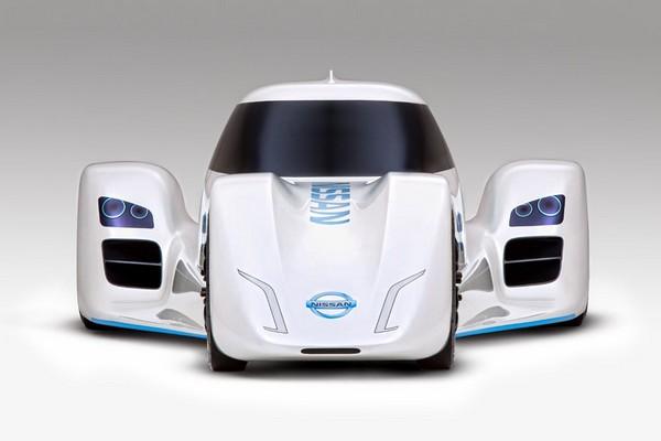 Nissan ZEOD RC – электромобиль для участия в 24 часах Ле-Мана