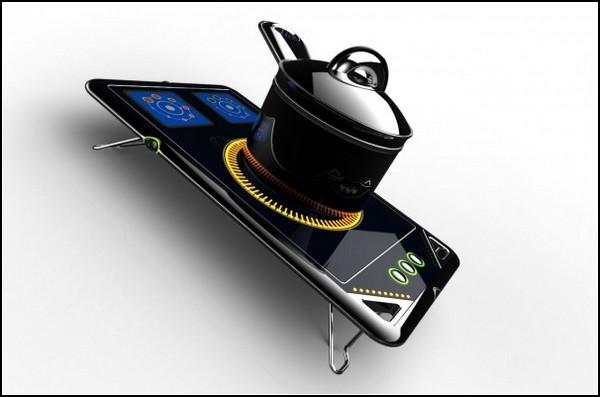 Мобильный телефон для работы по хозяйству