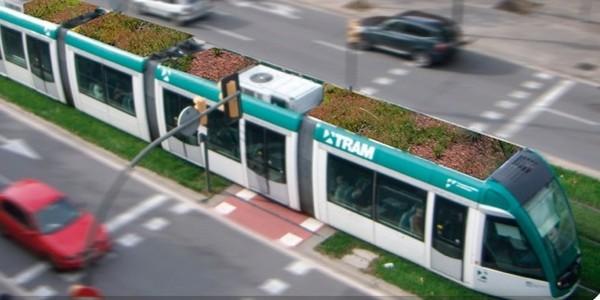 Phyto Kinetic – городской автобус с клумбой на крыше