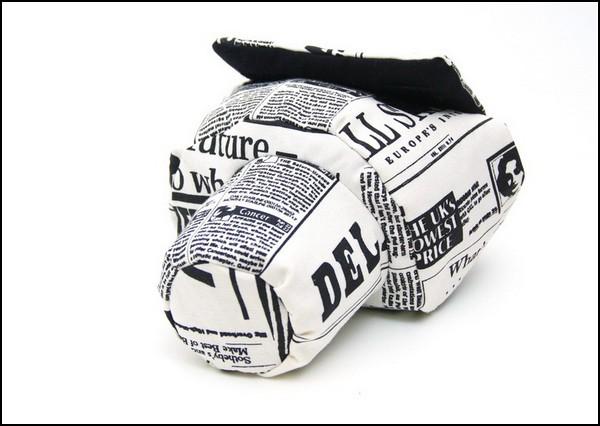 Pixbag – креативные сумки для фотоаппаратов