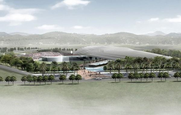 Project Phoenix – футбольный стадион для разрушенного Гаити