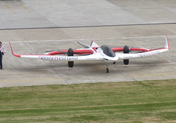 Project Zero – гибрид самолета и вертолета