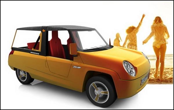 Автомобиль для гедонистов