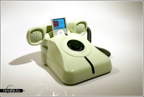 Телефонные колонки для iPod
