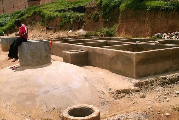 Отходы заключенных на энергетические нужды тюрем Руанды