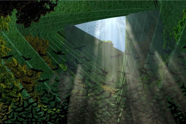 Sea Tree – городской ковчег для растений и животных
