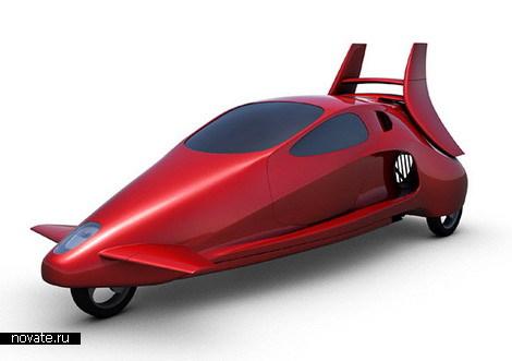 Машина для Джеймса Бонда