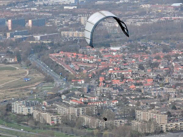 Воздушный змей в помощь энергетике: перспективная технология от голландских ученых