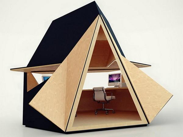 Tetra-Shed – миниофис для дома