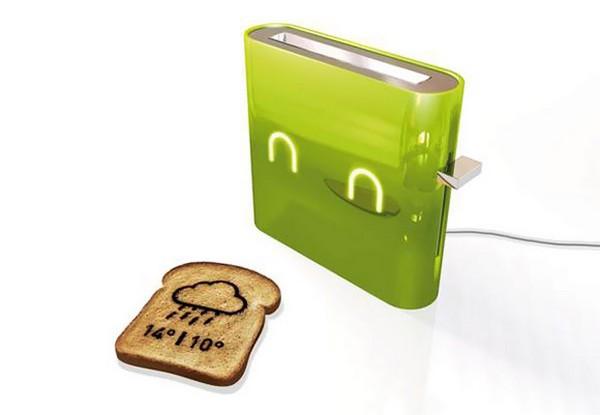 Jamy Toaster — ваш главный источник информации о погоде