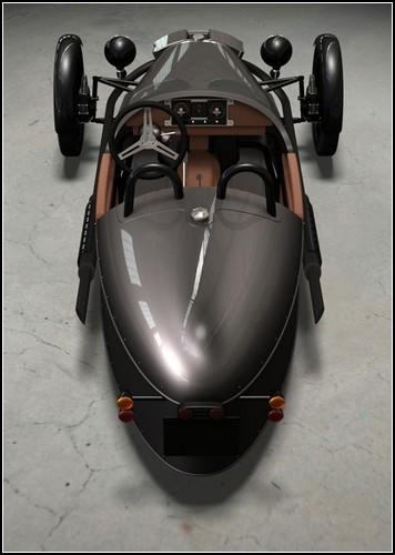 Современный автомобиль с дизайном столетней давности для истинных аристократов