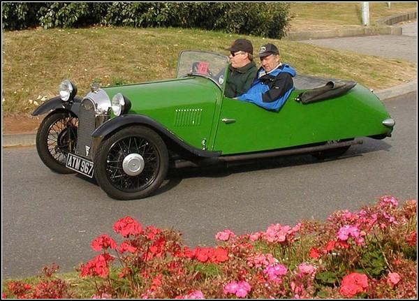 Morgan F4, модель 1936-го года