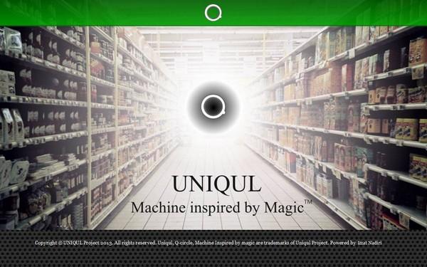 Uniqul – система оплаты, которая использует уникальные черты человеческого лица