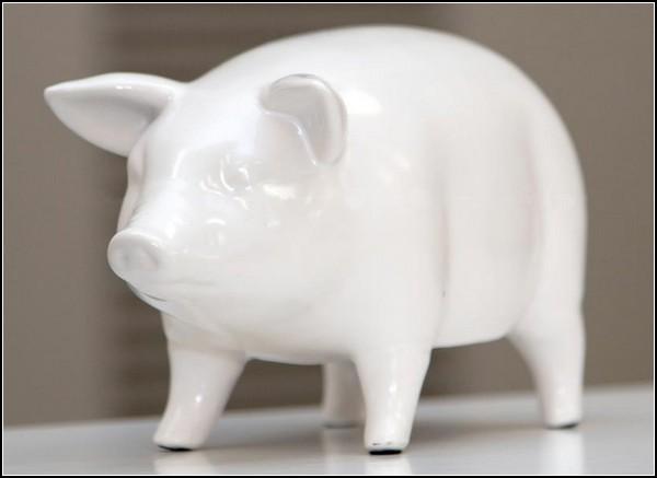 Колонки-свинья