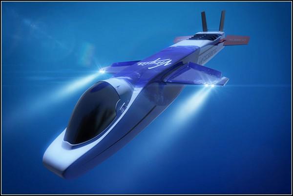 Virgin Oceanic – проект по исследованию океанов от корпорации Virgin