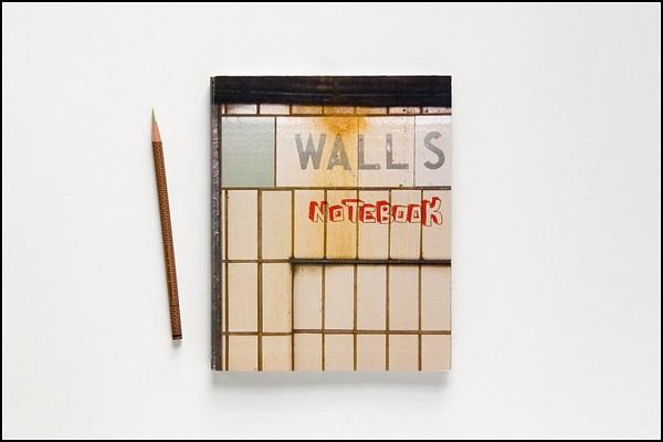 Записная книжка Walls notebook