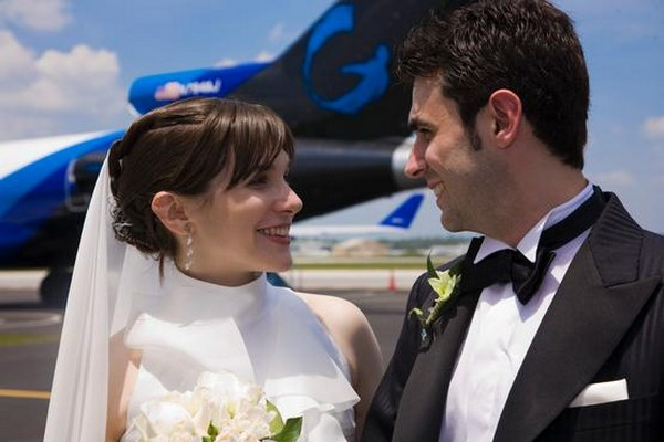 ZERO-G Weightless Wedding – свадьба в невесомости