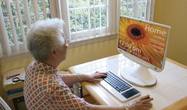 Acer providence – компьютер для пожилых