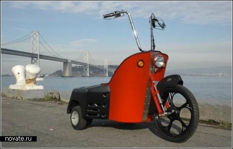 Современная колесница для американских копов