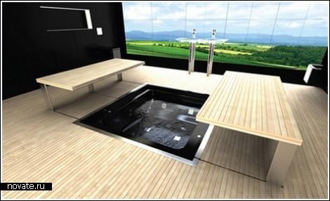 Мультимедийная ванная комната
