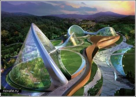 Ботанические сады будущего
