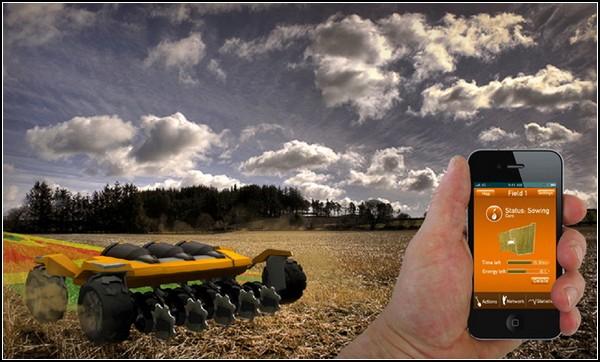 Стать фермером по телефону