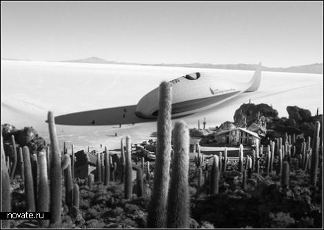 Воздушные круизы на дирижаблях. Новое – это хорошо забытое старое