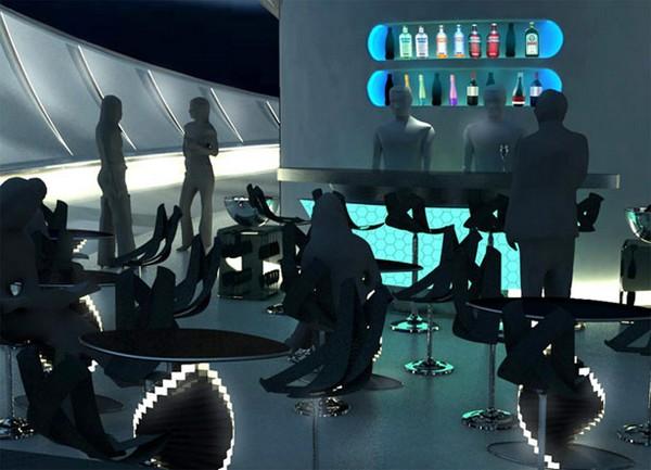 Allochroous Yacht – яхта для концертов и вечеринок