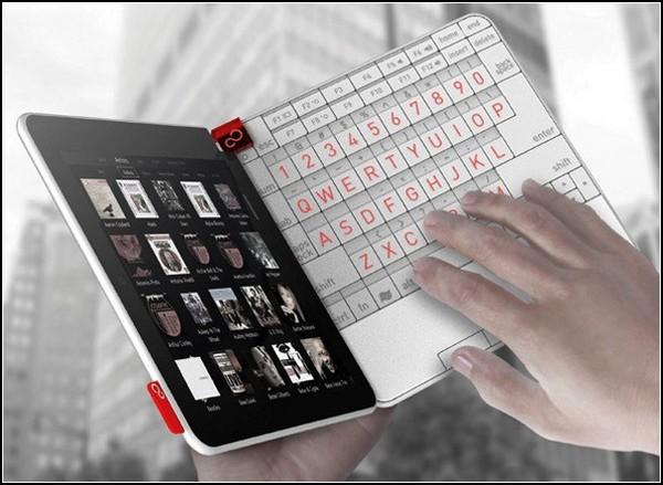Ноутбук-книжка Anderson Computer