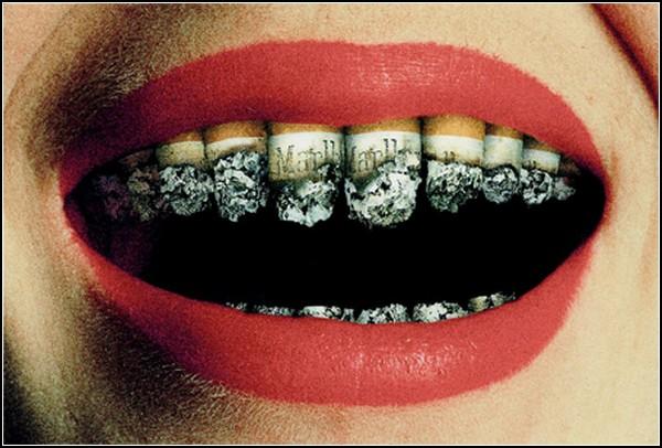 Вред для зубов