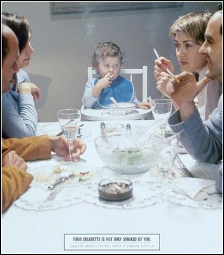 Пассивное курение тоже убивает