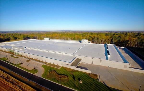 «Зеленый» центр обработки данных от Apple