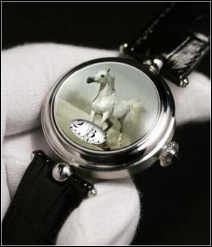 Arabian Horses – серия элитных часов с арабскими скакунами